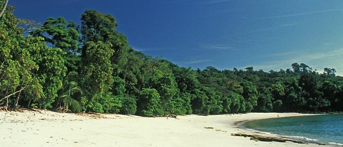 Costa Rica Travel Resources - Manuel Antonio Beach